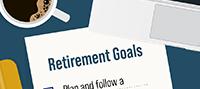 Retirement Goals  header
