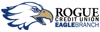 eagle rogue student branch logo