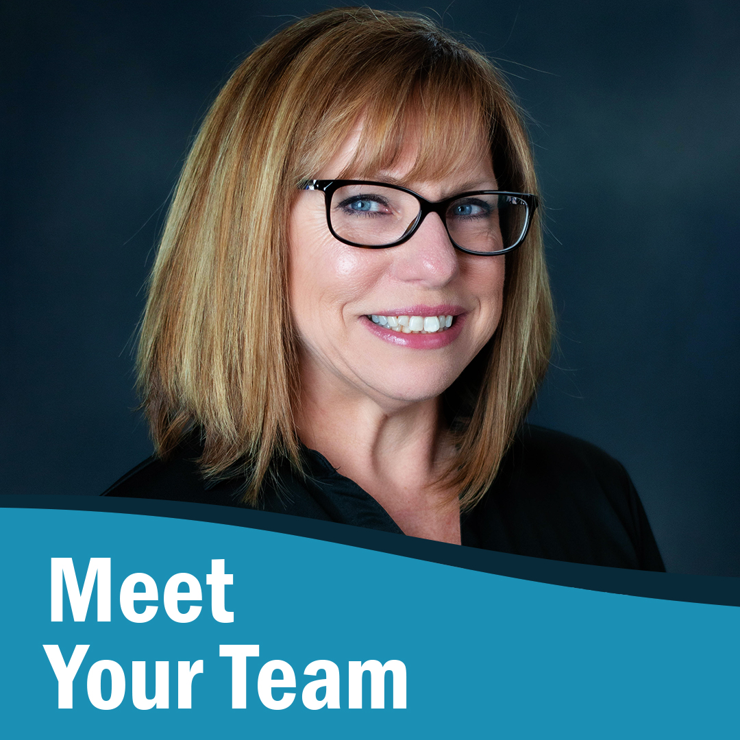 Laurie Meyer, Assistant VP of Member Service