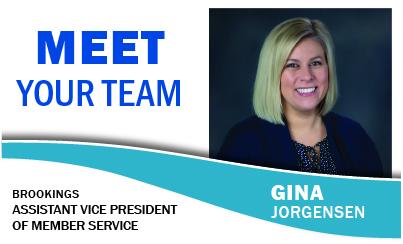 Gina MYT Intro Card