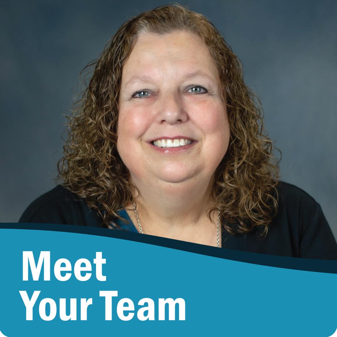 Meet Your Team December Headshot