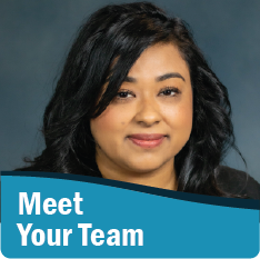 Meet Your Team - Bea Goldman Headshot