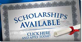 Scholarships Available