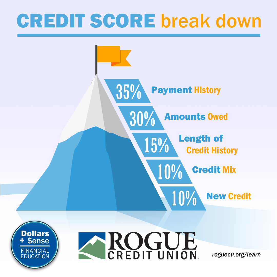 Credit Score Break Down
