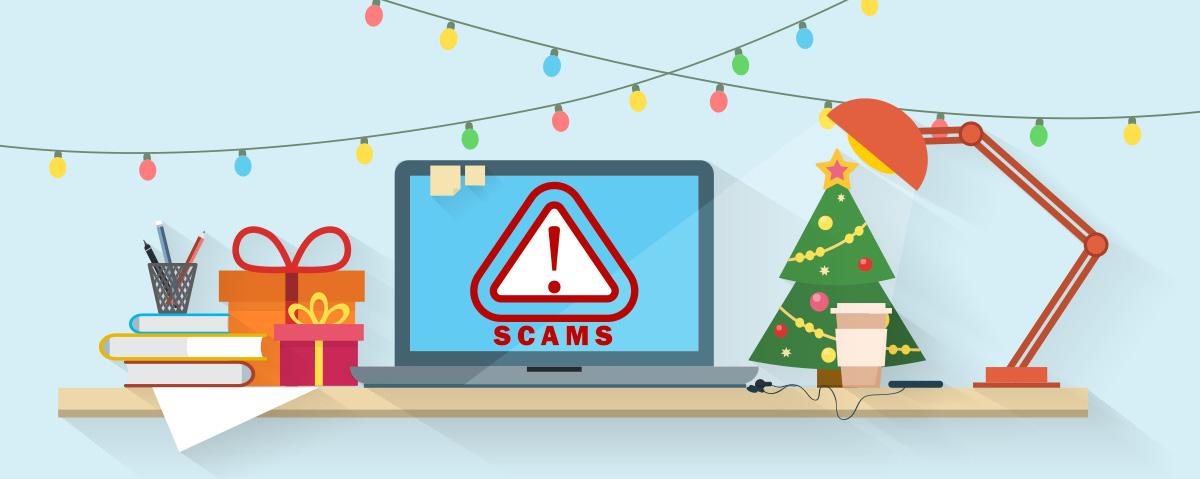 holiday fraud via computer
